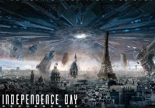 THE INDEPENDENCE DAY